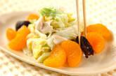 白菜サラダの作り方7