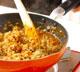 鶏の唐揚げカレーの作り方2