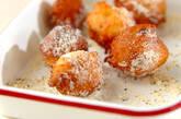 ハム入り揚げドーナツの作り方5