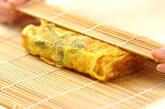 カニ風味カマボコ入りだし巻き卵の作り方6
