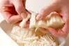 エノキとワカメのスープの作り方の手順3