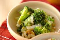 ゆで白菜のナムル