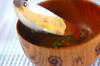 油揚げのみそ汁の作り方の手順5