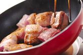 豚バラ肉と根菜のポトフの作り方1