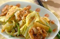 和風野菜炒め