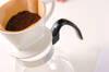 ホワイトキュラソーコーヒーの作り方の手順3