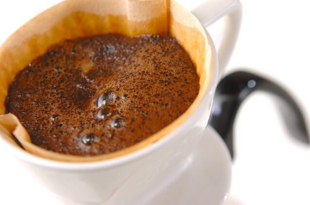 ホワイトキュラソーコーヒーの作り方の手順4