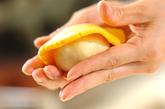 ハロウィンメロンパンの作り方7