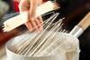 ナスのジャージャー素麺の作り方の手順3