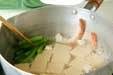 高野豆腐の煮物の作り方3