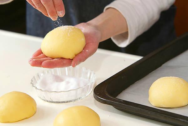 さっくり本格!メロンパンの作り方の手順18