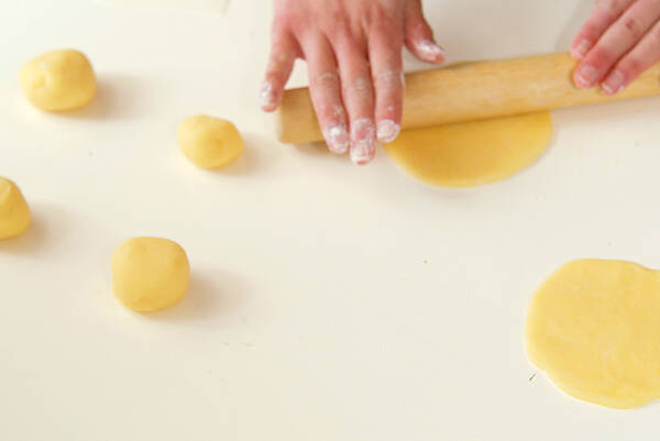 さっくり本格!メロンパンの作り方の手順16
