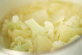 ふたりの白いスープの作り方5