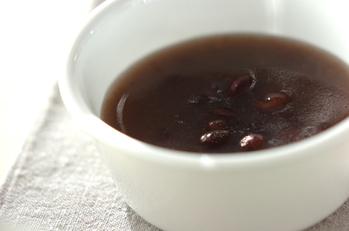 小豆ようかん風デザート