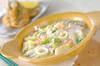 白菜の海鮮クリーム煮の作り方の手順