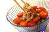 ワカメとオクラのサラダの作り方5