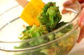 ブロッコリーのゴマ酢和えの作り方3