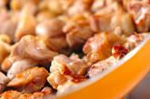 鶏肉のソテーおろし和えの作り方3