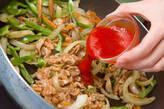 豚肉のケチャップ炒めの作り方4