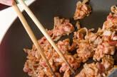 豚肉のケチャップ炒めの作り方2