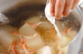 冬瓜のカニカマあんかけの作り方7