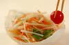 パリパリ大根のサラダの作り方の手順6