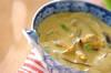豆乳カレースープの作り方の手順