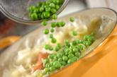 ソーセージと春キャベツのスープ煮の作り方2