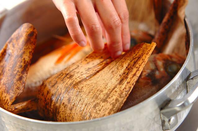 メバルの煮付けの作り方の手順6
