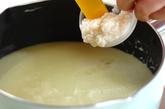 塩麹風味のキャベツポタージュの作り方3
