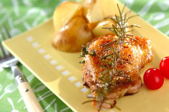 チキンのハーブ焼き