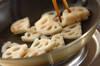 炒めレンコンの南蛮漬けの作り方の手順3