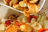チキンソテーのハニーソースがけの作り方2