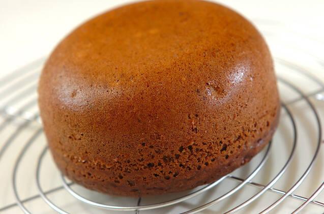 炊飯器でペッパーココアケーキの作り方の手順6