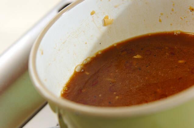 骨付き鶏肉の味から揚げの作り方の手順5