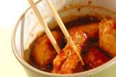 骨付き鶏肉の味から揚げの作り方7