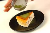 小豆の和風チーズケーキの作り方5