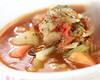 トマト味煮こみの作り方の手順