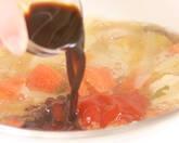 トマト味煮こみの作り方3