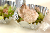 アスパラとツナのカップ焼きの作り方1
