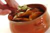 カラメルイチジクのアイス添えの作り方の手順4