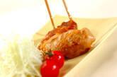 豚肉のエノキチーズ巻きの作り方8