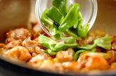 鶏肉と大豆の炒り煮の作り方3