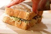 やわらかヒレカツサンドイッチの作り方5