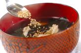 ささ身のスープの作り方2