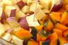 おさつのポテトサラダの作り方の手順6