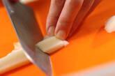 豚肉と白菜の煮物の下準備2
