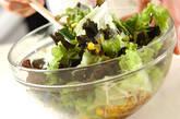 サニーレタスのシンプルサラダの作り方6