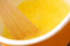 アジのパイナップルソースの作り方の手順2