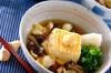 揚げ出し豆腐の作り方の手順